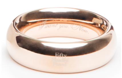 inel din metal pentru penis