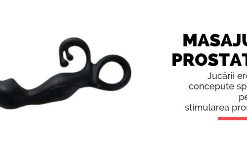 masaj prostată stimularea prostatei jucării