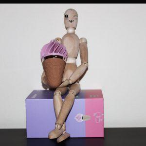 stimulator pentru clitoris în formă de înghețată Sweet Treat Satisfyer