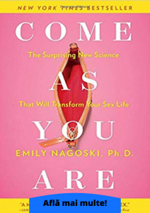 come as you are emily nagoski cover