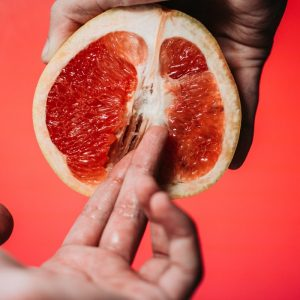 doua degete in grapefruit stimulare zona g